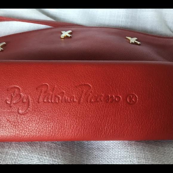 Paloma Picasso Handbags - Paloma Picasso Red shoulder bag